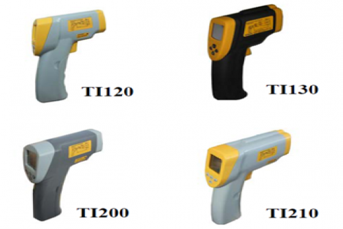 NHIỆT KẾ HỒNG NGOẠI PORTABLE INFRARED THERMOMETER TI120/130/200/210