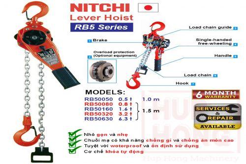 CẦN CẨU RBP10025 - Japan