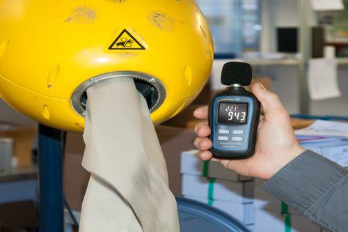 Sound Level Meter / Noise Level Meter PCE-MSL 1