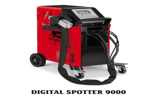 Máy Hàn Bấm Telwin DIGITAL SPOTTER 9000