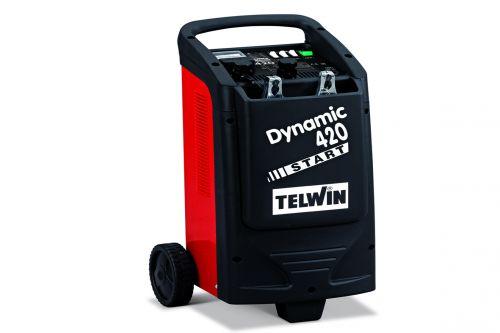 Bộ Sạc Bình Ắc Quy DYNAMIC 420 START - Telwin