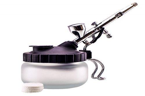 Bình Rửa Vệ Sinh Bút Phun Sơn Tiện Lợi Airbrush Cleaning Pot