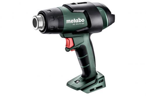 Máy Thổi Hơi Nóng Dùng Pin Metabo HG 18 LTX 500